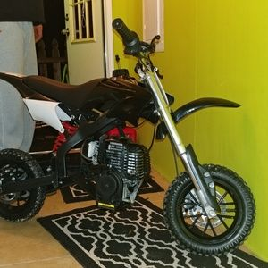 Used, Mini Dirt bike for sale